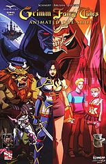 Grimm Fairy Tales Animated One Shot.cbr