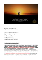 Segredos da Vida Humana.pdf