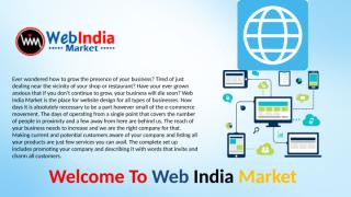 Web India Market-Get Your Business Online.pptx