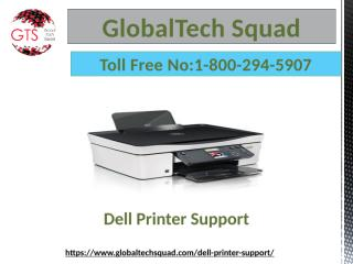 Dell Printer Support.pptx