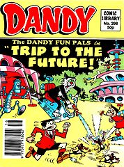 Dandy Comic Library 298 - The Dandy Fun Pals in Trip to the Future (1995) (TGMG).cbz