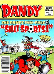 Dandy Comic Library 335 - The Dandy Fun-Pals in Silly Sports (TGMG) (1997).cbz