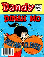 Dandy Comic Library 181 - Dinah Mo in Boxing Clever (f) (TGMG).cbz