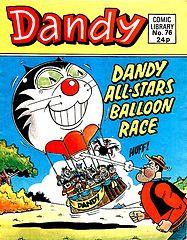 Dandy Comic Library 076 - Dandy All-stars Ballon Race (f) (TGMG).cbz
