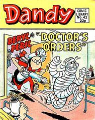 Dandy Comic Library 042 - Beryl the Peril - Doctors Orders (f) (TGMG).cbz