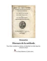 discours de la méthode.pdf