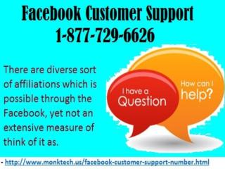 Don't waste time call @Facebook Cuatomer Support 1-877-729-6626 we will be with you.pptx
