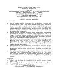 1999-21 Diskriminasi Dalam Pekerjaan dan Jabatan.doc