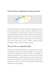 Find the Best Letterhead Printing Services.pdf