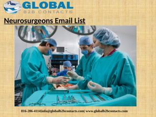 Neurosurgeons Email List (1).pptx