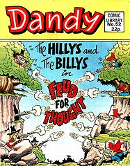 Dandy Comic Library 052 - The Hillys and The Billys in Feud for Thought (TGMG).cbz