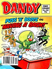 Dandy Comic Library 232 - Puss n Boots in Having a Bash (1992) (TGMG).cbz