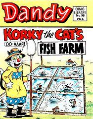 Dandy Comic Library 096 - Korky the Cats Fish farm (1987) (f) (TGMG).cbz