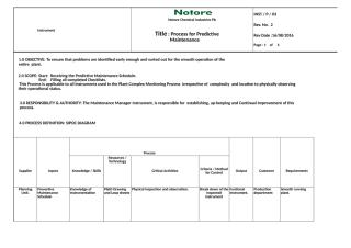 Predictive Maintenance Process Rev 1 on 8-11-2012.xls