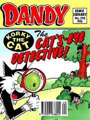 Dandy Comic Library 278 - Korky the Kat - The Cats-eye Detective (1994) (TGMG).cbz