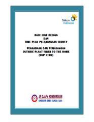 01. Panduan Survey FTTH.pdf
