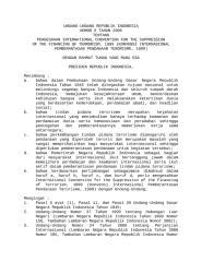 2006-06 Pemberantasan Pendanaan Teroris.doc