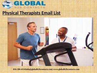 Physical Therapists Email List (1).pptx