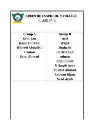 CLASS group.docx