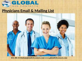 Physicians Email & Mailing List (1).pptx