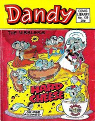 Dandy Comic Library 126 - The Nibblers - Hard Cheese.cbr