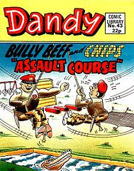Dandy Comic Library 043 - Bully Beef and Chips - Assault Course (f) (TGMG).cbz