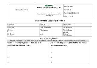 Performance Assessment Form B - mgrs.doc