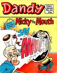 Dandy Comic Library 040 - Micky the Mouth - Say Aaah (f) (TGMG).cbz