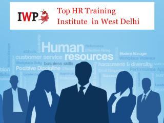 Top HR Training Institute in West Delhi.pdf