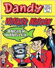 Dandy Comic Library 002 - Winker Watson - Angler Wrangler [1983].cbr