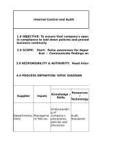 Revised ISO Process Documentation Internal Control 050816.xlsx