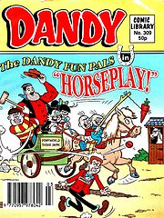 Dandy Comic Library 309 - The Dandy Fun Pals in HorsePlay (TGMG) (1996).cbz