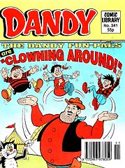 Dandy Comic Library 341 - The Dandy Fun-Pals are Clowning Around (TGMG) (1997).cbz