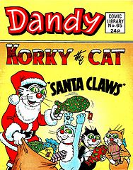 Dandy Comic Library 065 - Korky the Cat - Santa Claws (f) (TGMG).cbz