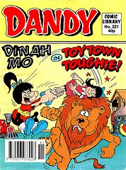 Dandy Comic Library 221 - Dinah Mo in ToyTown Toughie (TGMG) (1992).cbz