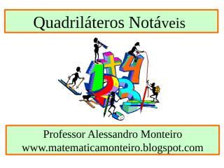 quadrilateros-prof alessandro.ppt