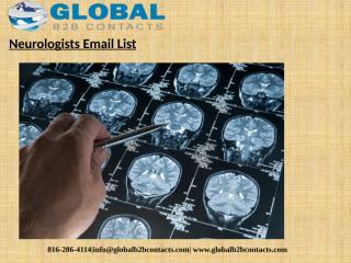 Neurologists Email List (1).pptx