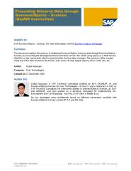 Presenting Universe Data through BusinessObjects – Xcelsius (QaaWS Connection).pdf