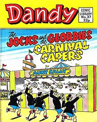 Dandy Comic Library 037 - Jocks and the Geordies - Carnival Caper [1984-11].cbr