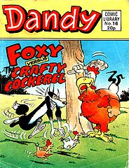 Dandy Comic Library 016 - Foxy versus The Crafty Cockerel (1983) (f) (TGMG).cbz