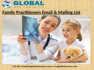 Family Practitioners Email & Mailing List.pptx